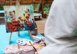 Третий многопрофильный творческий лагерь для взрослых ЛОМ (Лесных Открытых Мастерских)