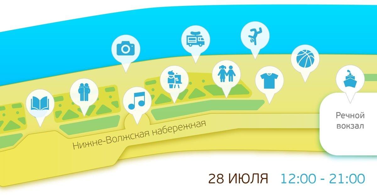 Фестиваль актуальной молодёжной культуры города «#ВсеСвои»