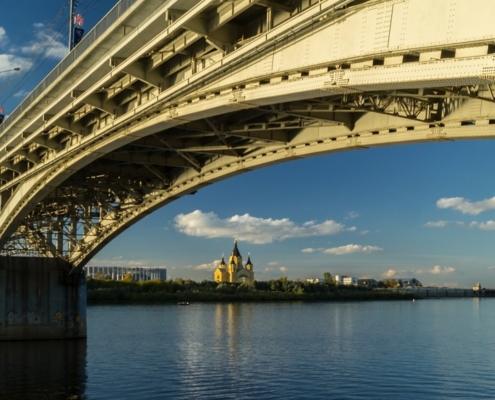Мосты Нижнего Новгорода