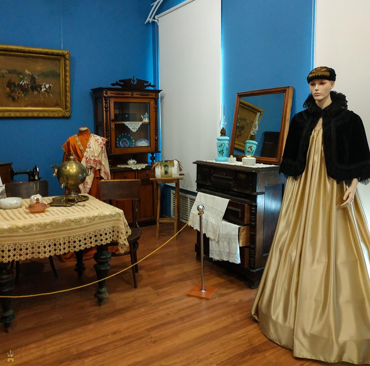 Музей балахнинского кружева