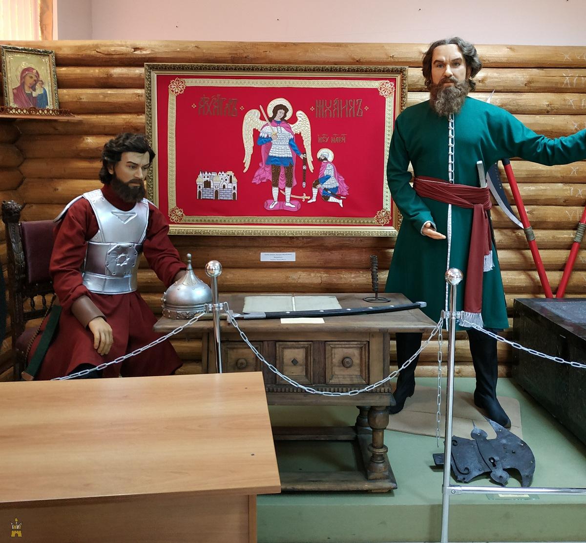 г. Балахна, музей Кузьмы Минина
