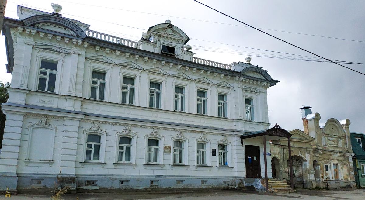 г. Балахна, усадьба Худякова