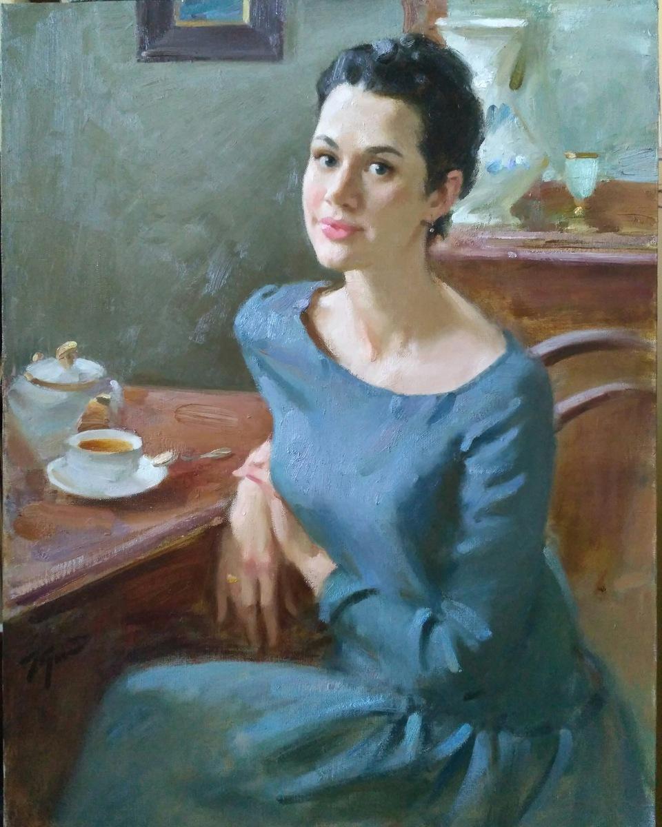Валерий Михайлович Крылатов - преподаватель и художник