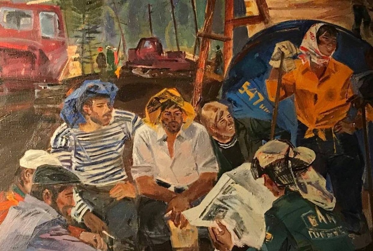 Выставка «Нам открывать миры далекие!» в Нижегородском художественном музее