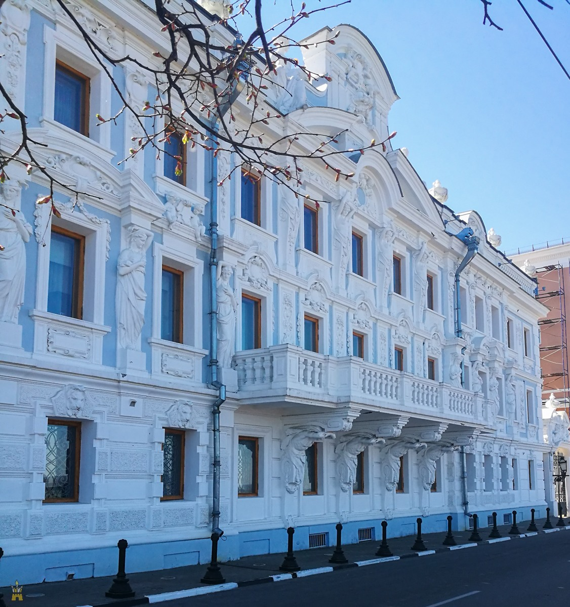 Усадьба Рукавишниковых в Нижнем Новгороде