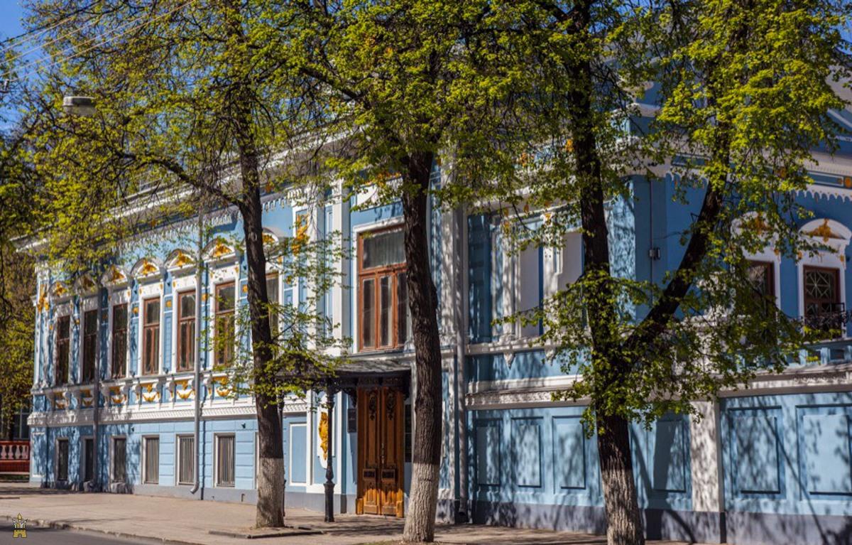 Усадьба Бурмистровых в Нижнем Новгороде