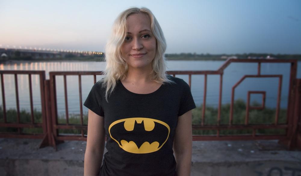 Натурщик Ольга Беспалова