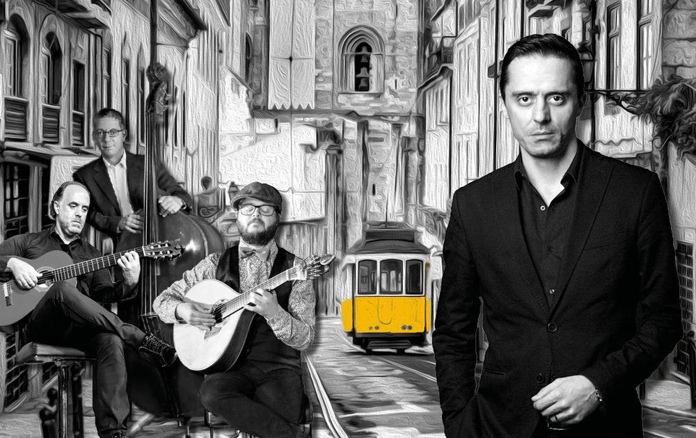 Концерт известного португальского певца Криштиану де Соузы «Ночь в Лиссабоне» в концертном зале PREMIO Centre