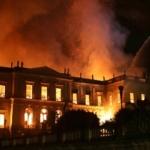Пожар в Национальном музее Бразилии: уничтожено 20 миллионов исторических артефактов