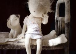 Выставка войлочной скульптуры Ирины Андреевой
