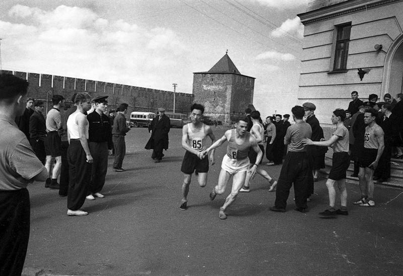 Историко-фотографический проект «Не расстанусь с комсомолом...»