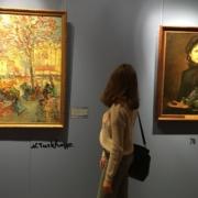 В движении к свету – импрессионизм в творчестве русских художников на выставке в НГХМ