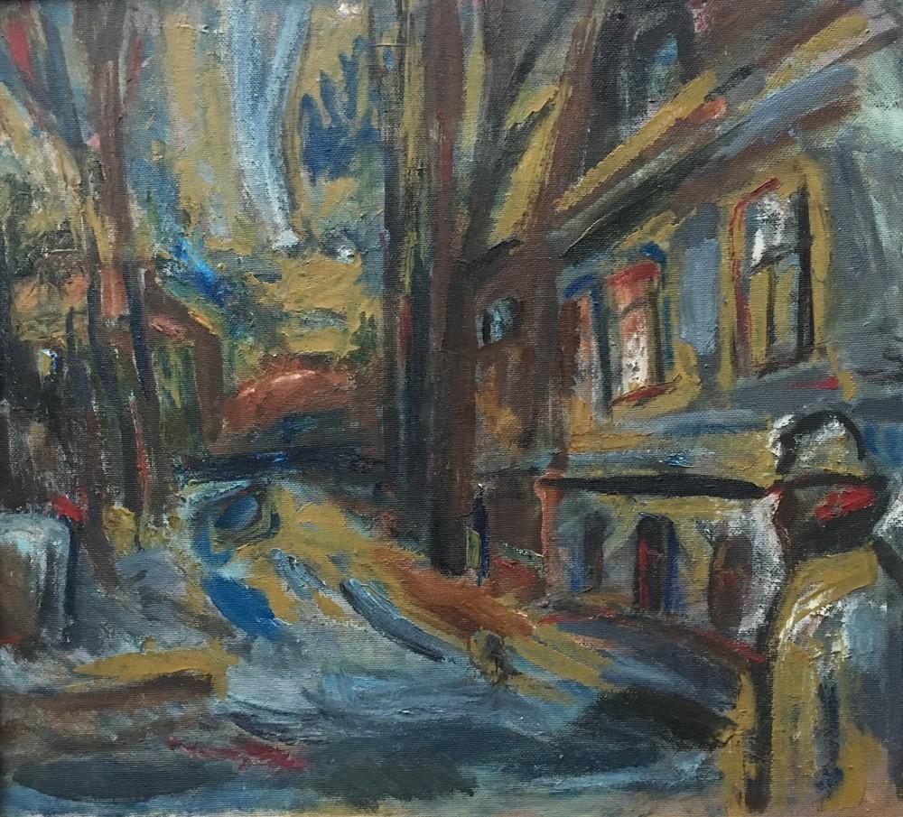 Персональная выставка Александра Пименова «Путник»