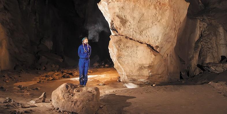 Выставка «Пещеры Крыма»