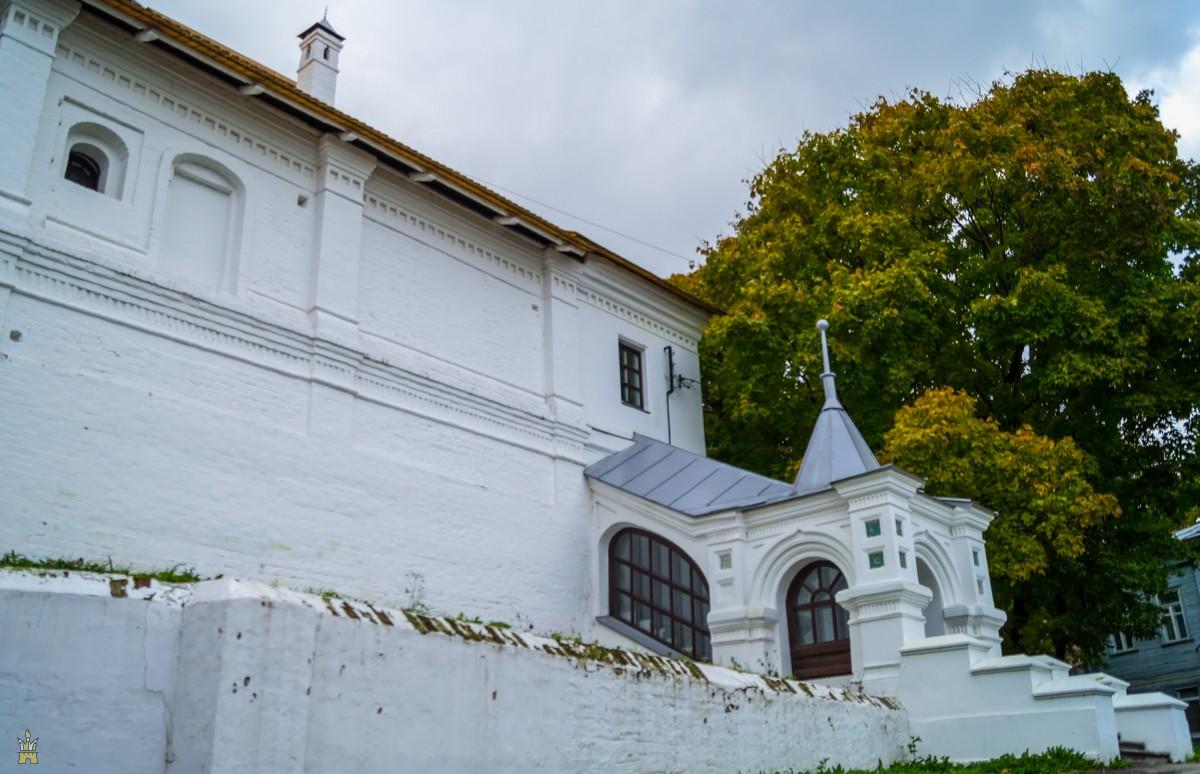 Дом Петра I в Нижнем Новгороде