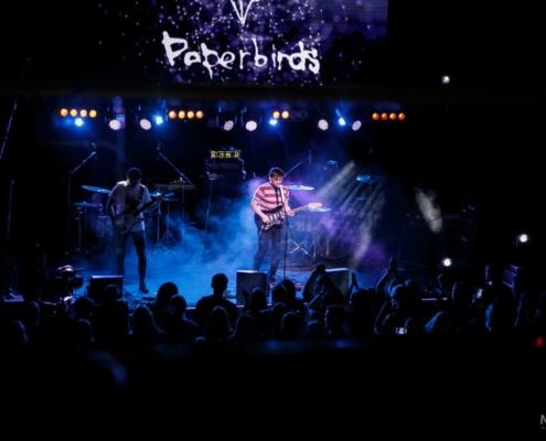 Нижегородская группа paperbirds