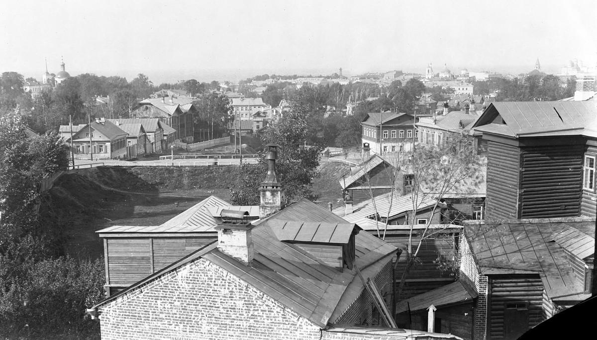 Квартал 1833 года в Нижнем Новгороде