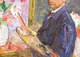Выставка живописи Виктора Малиновского