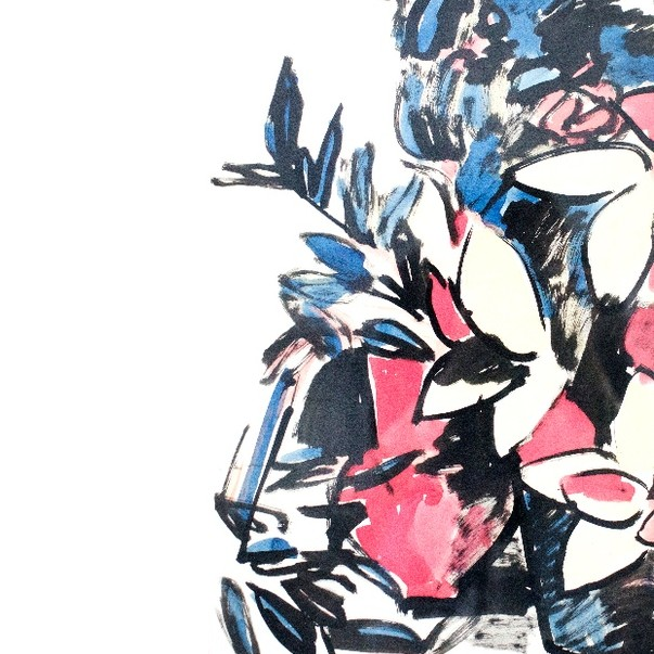 Выставка живописи Валерия Алёшина «Луговая трава, да цветы…»