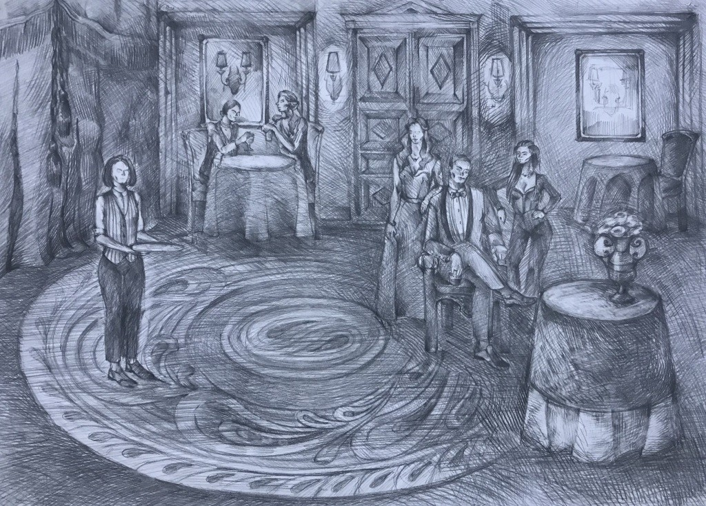 Выставка работ учащихся и педагогов Детской школы искусств имени А. И. Хачатуряна «Тропами искусства длиною в 30 лет»