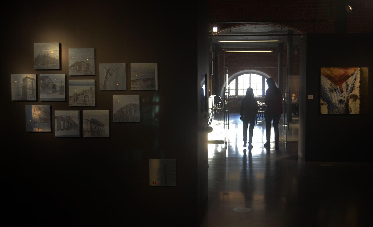 Фоторепортаж. Выставка «EXTENSION.AM: Географичесий опыт»