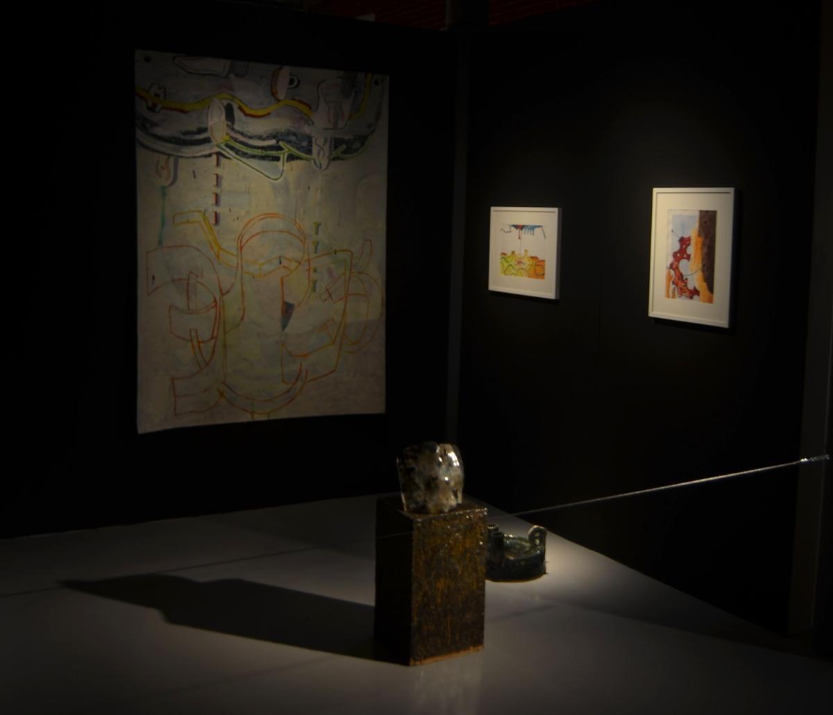 Фоторепортаж. Выставка «SOMETHING ELSE. Новая художественная сцена Англии»