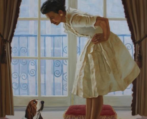 Выставка Сергея Алипова «Живописные диалоги»