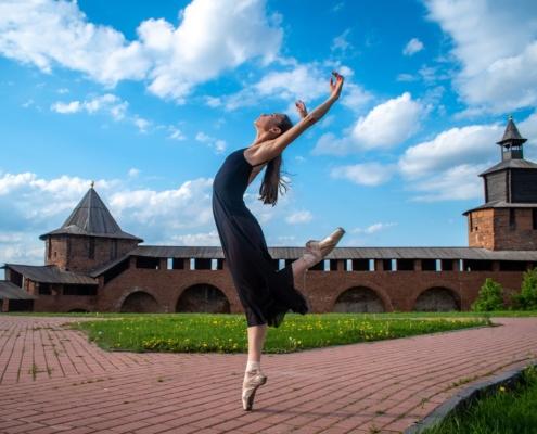 Выставка нижегородского фотохудожника Ирины Гладунко «Театральный портрет»