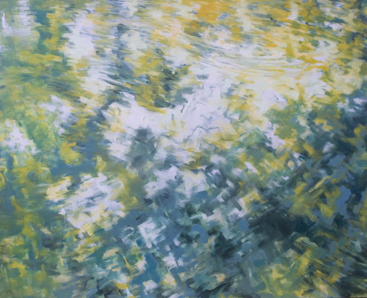 Выставка картин Валерия Русакова «Река жизни»