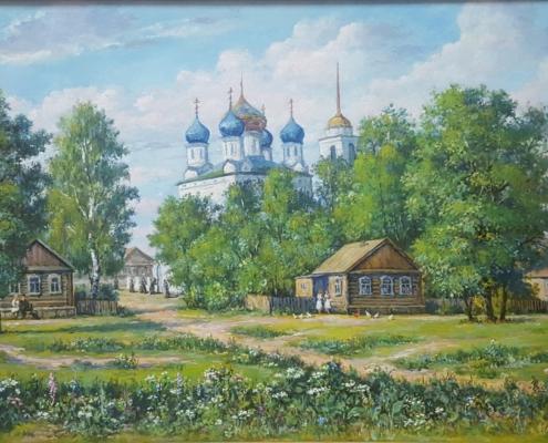 Выставка живописи автозаводских художников «Увидеть мир сердцем»