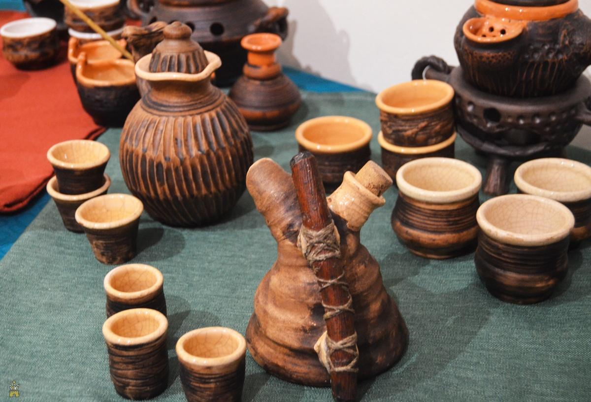 Выставка «Сквозь века» мастерской гончарного дела «Арт Ладья»