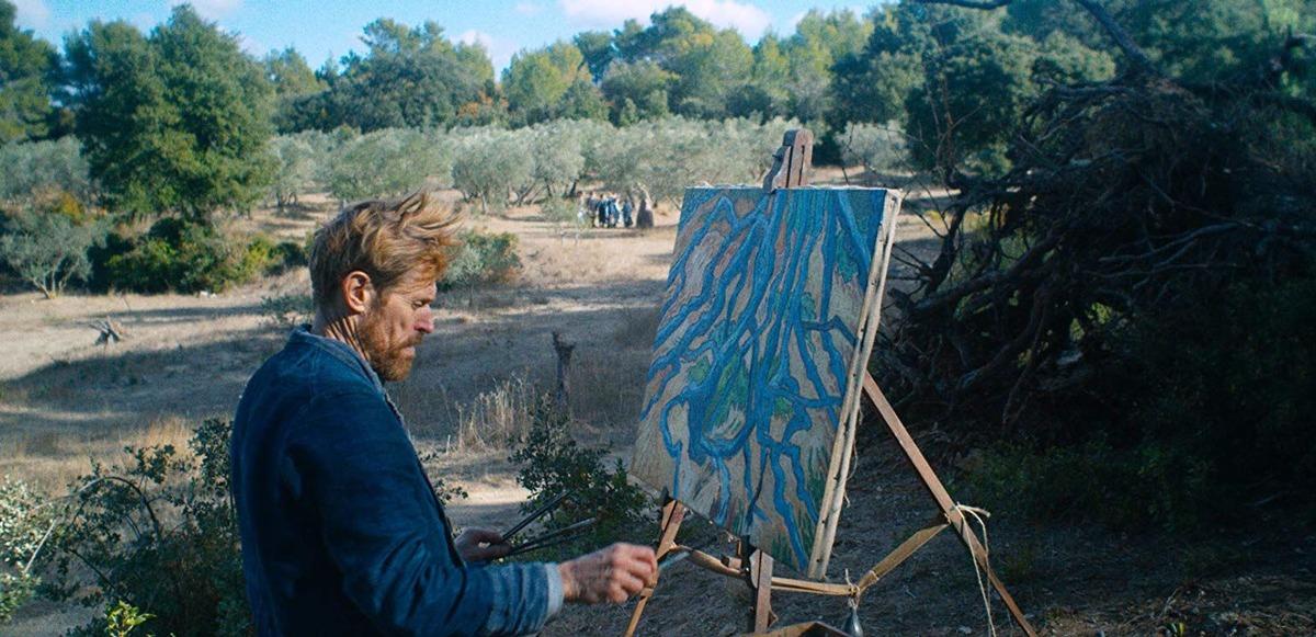 Драмр Джулиана Шнабеля «Ван Гог. На пороге вечности»