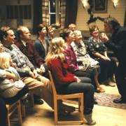 Фильм «Как на небесах» (Så som i himmelen), 2004