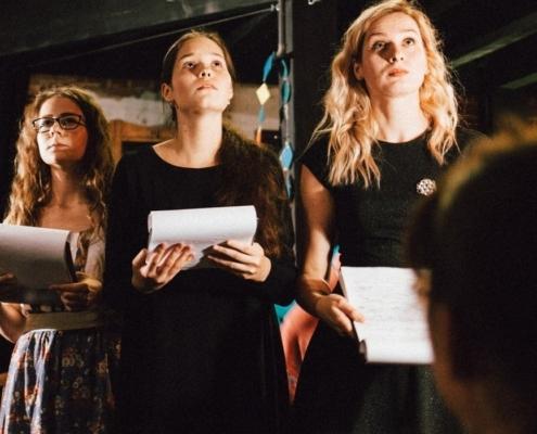 Творческое объединение «Нетеатр» готовит для нижегородцев семейную пьесу Nota Bene, основанную на реальных событиях 1941-1945 годов