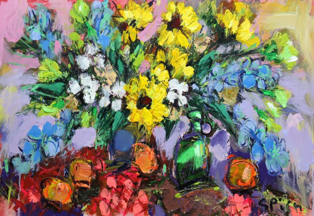 Персональная выставка Ильи Спиченкова «Любовь меняет всё»