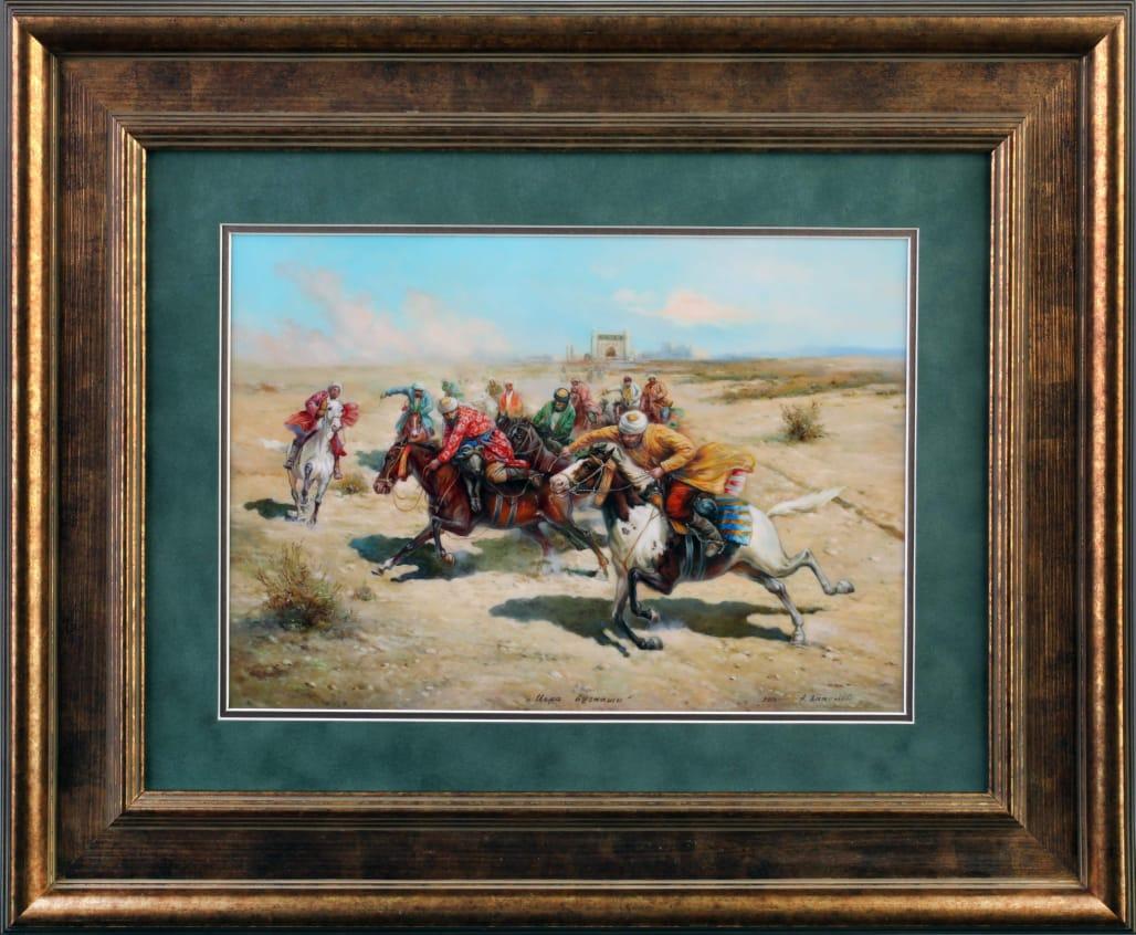 Выставка лаковой миниатюрной живописи мастерской «Лебедевы. Since 1992»