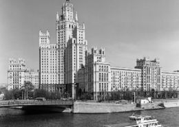 Выставка «Сталинский ампир» в Русском музее фотографии