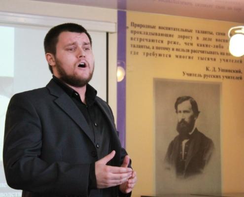 Творчество Егора Черкасова