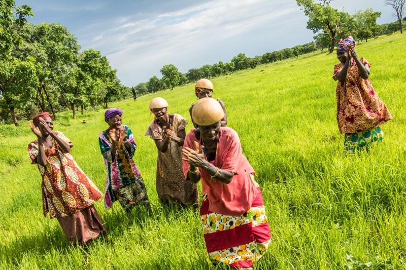 Выставка сенегальского фотографа Альуна Эндиая «Сенегал – страна Теранги»