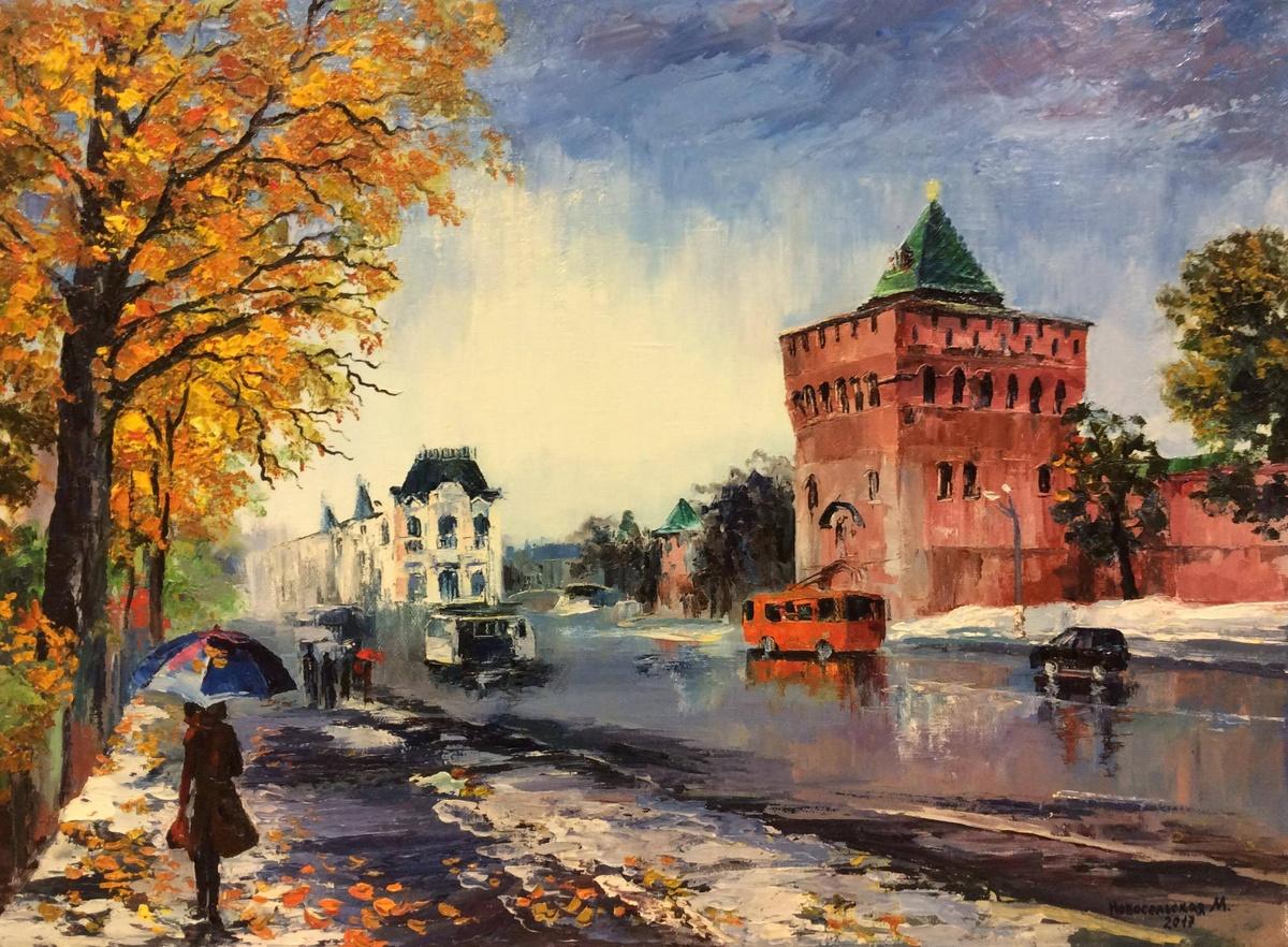 В Нижнем Новгороде открылось новое галерейное пространство