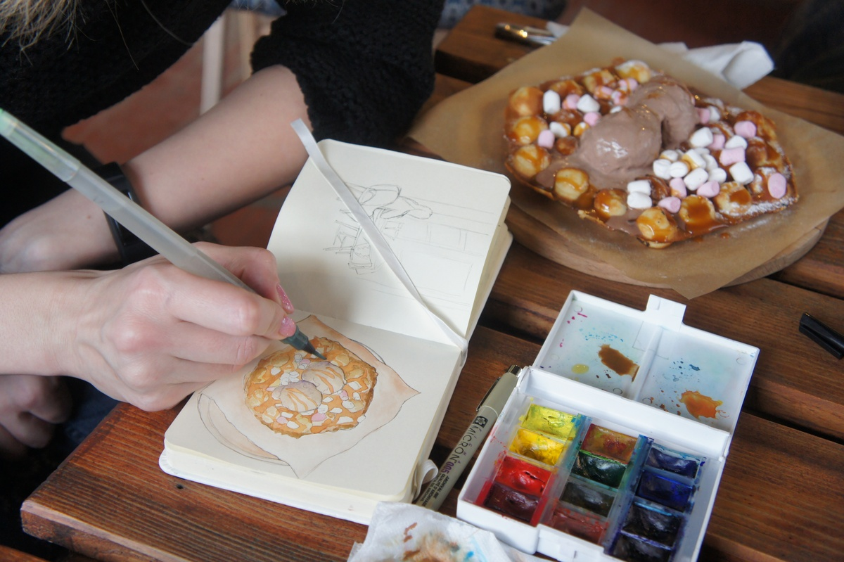Urban Sketchers Nizhny Novgorod — некоммерческая организация