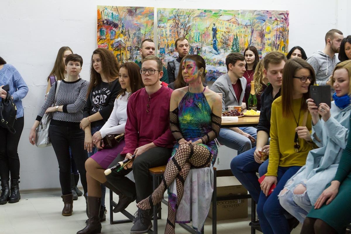 Новое арт-пространство VAGON в Дзержинске