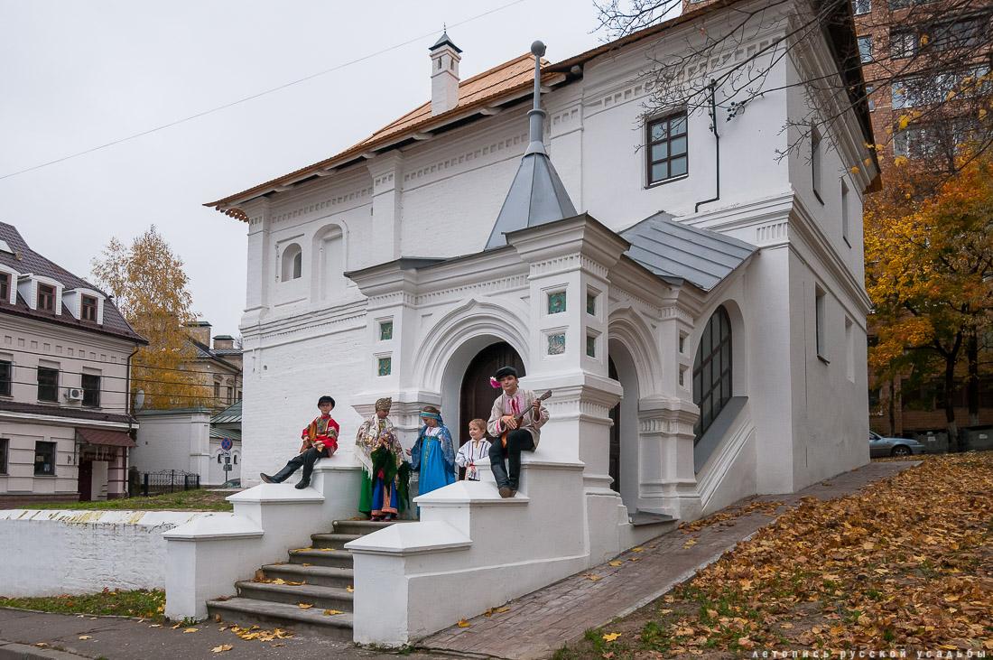 Палаты купца Чатыгина, более известные как Домик Петра I
