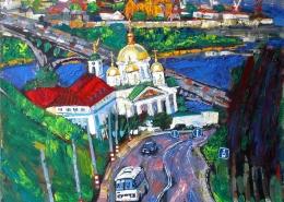 Поляков Михаил «Похвалинский съезд», 2011 г.
