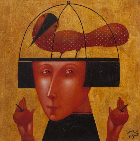 Выставки живописи Павла Николаева «Место под солнцем»