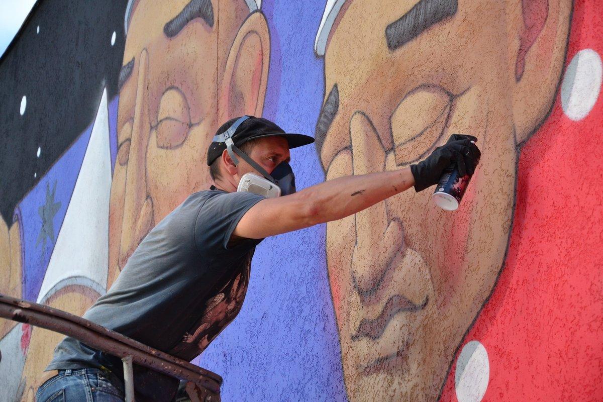 Фестиваль уличного искусства «Место-2019». Программа
