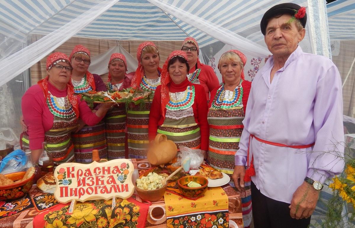 XV Всероссийский фестиваль фольклорно-этнографических коллективов «Зелёные Святки» 2019