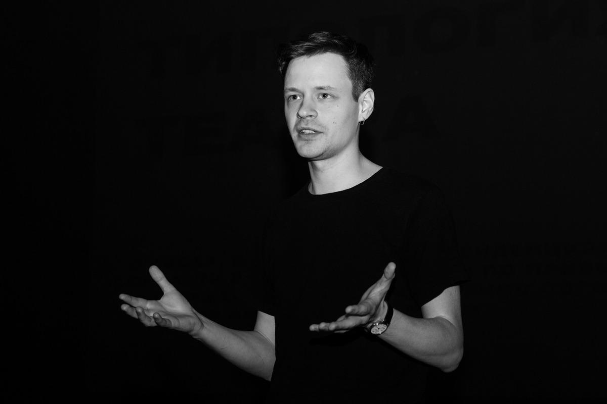 Театральный критик Алексей Киселев