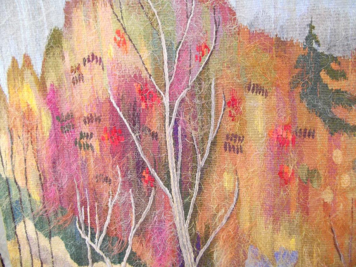 Персональная юбилейная выставка произведений Галины Груздевой «Пространство весны»