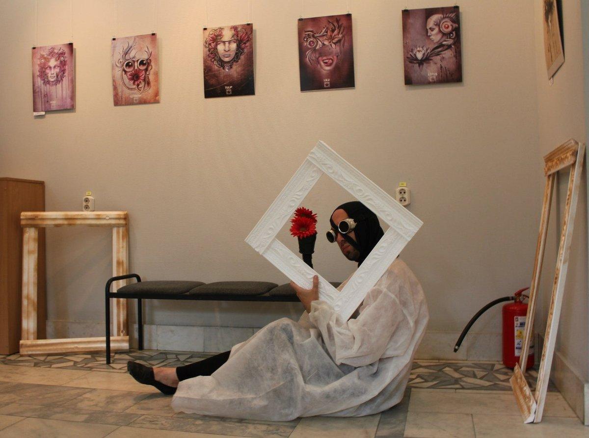 Выставка современного искусства «Вертикаль - 2019»